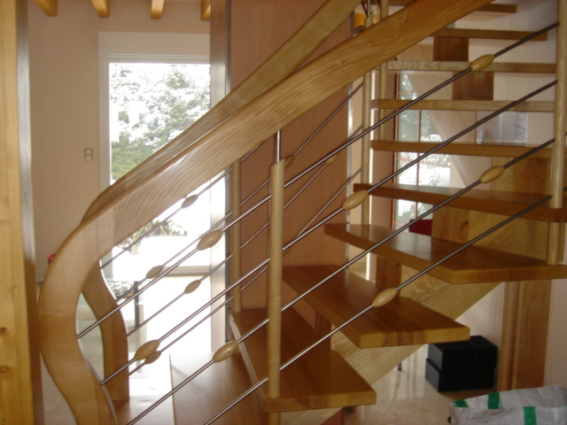 Fabricant Escalier Bois stannet es # Fabricant Escalier Bois