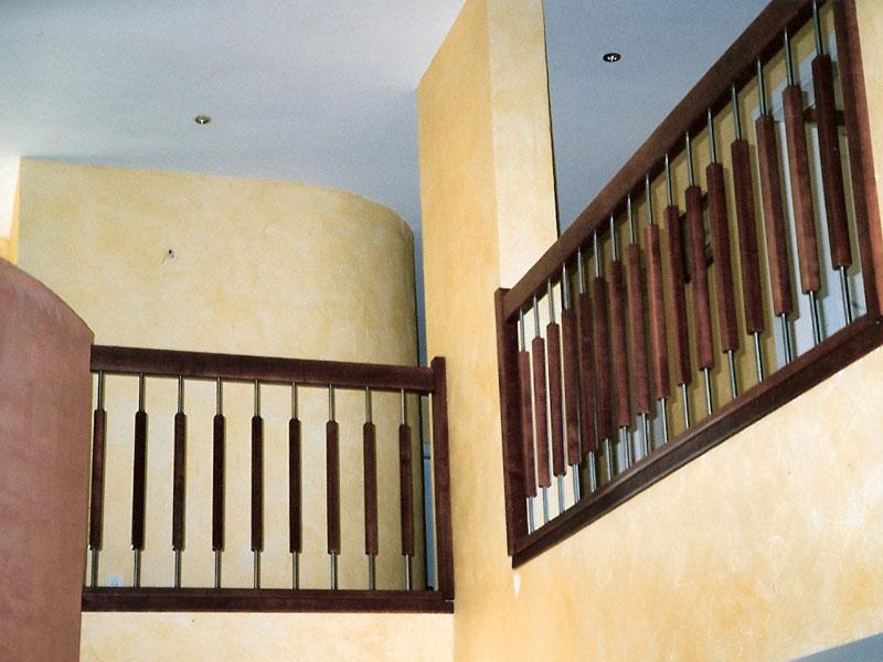Menuiserie didierjean fabricant escaliers et portes fraize vosges - Escalier fixe au mur ...