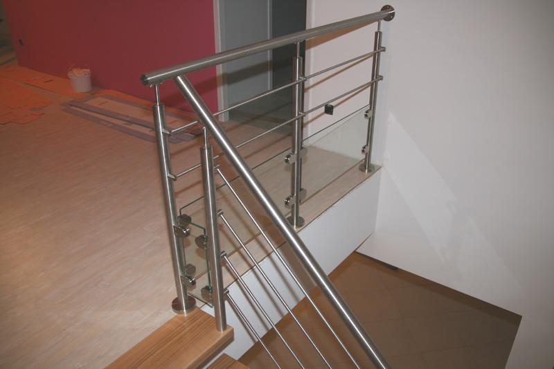 courante inox escalier obasinc